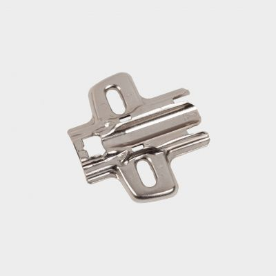 Plokštelė lankstui SENSYS d1.5 mm, be euro varžtų