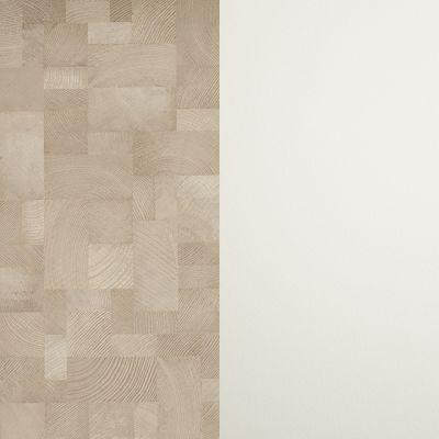 Песочное дерево (в квадратиках) / Белая