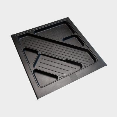 Kanceliarinis stalčius, juodas