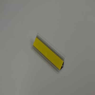 WAP 104 Staljuostė bespalvė/skaidri (4200*25*25mm)