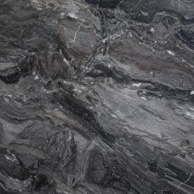 Rudas marmuras su juodu užpildu