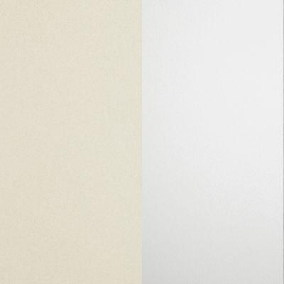 Baltas gruoblėtas su blizgučiais / Baltas