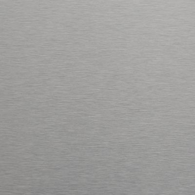 Nerūdijančio plieno spalva su juodu užpildu