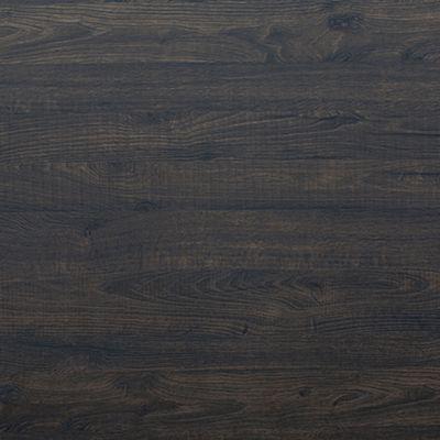 "Dark brown ""sherwood"" oak"