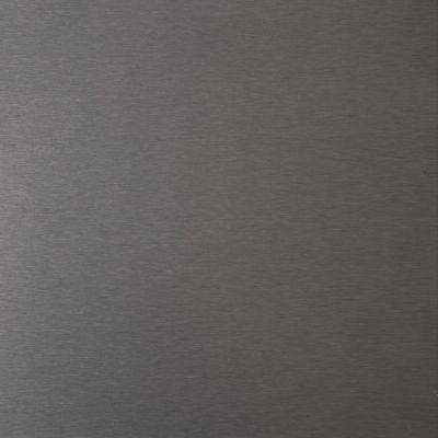 Tams. nerūdijančio plieno spalva su juodu užpildu