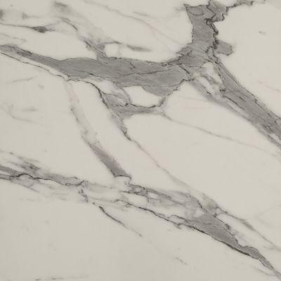 White marble high gloss