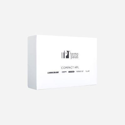 Pavyzdžių komplektas Compact HPL dėžutė
