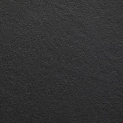 Juodas su juodu užpildu (grublėtas)
