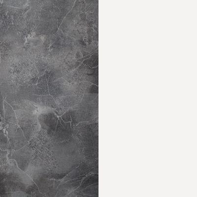 Tamsus akmuo / Baltas