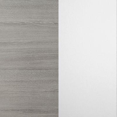 Šviesiai pilkas Sable medis / Baltas