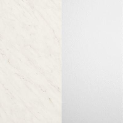 Baltas margas marmuras / Baltas