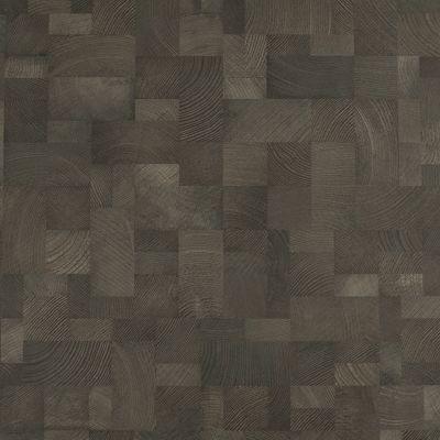 Dark brown wood (in squares)