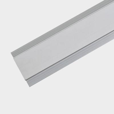 Įfrezuojamas aliuminio profilis (rank. R06)