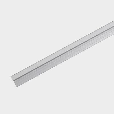 Įfrezuojamas aliuminio profilis (rank. R04)